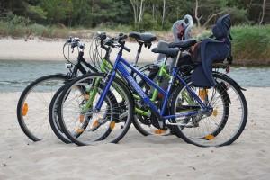 Familie, Fahrrad