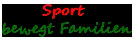 Sport bewegt Familien
